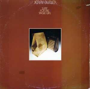 Album  Cover Jerry Butler - Suite For The Single Girl on MOTOWN Records from 1977