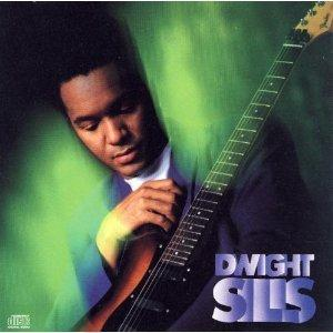 Album  Cover Dwight Sills - Dwight Sills on COLUMBIA Records from 1990