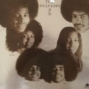 Album  Cover Sylvers - The Sylvers Ii on PRIDE Records from 1973