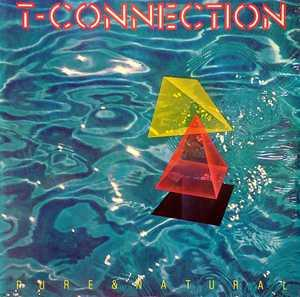 Front Cover Album T-connection - Pure & Natural