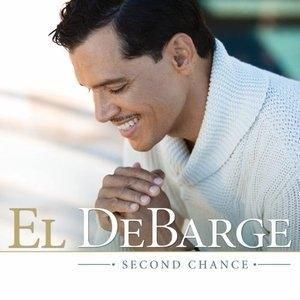 Album  Cover El Debarge - Second Chance on GEFFEN Records from 2010