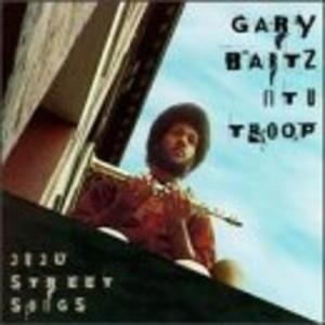 Album  Cover Gary Bartz - Juju Street Songs on PRESTIGE Records from 1972