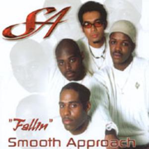 Album  Cover Smooth Approach - Fallin on EXECUTIVE HITS ENT. Records from 2003