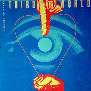 Album  Cover Third World - Sense Of Purpose on  Records from 1983