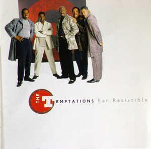 Front Cover Album The Temptations - Ear-resistable