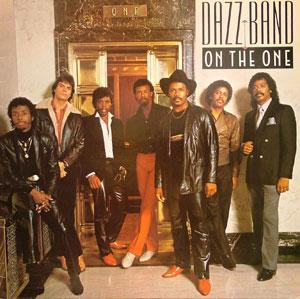Front Cover Album The Dazz Band - On The One