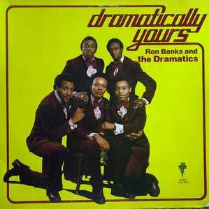 Album  Cover The Dramatics - Dramatically Yours on VOLT Records from 1973