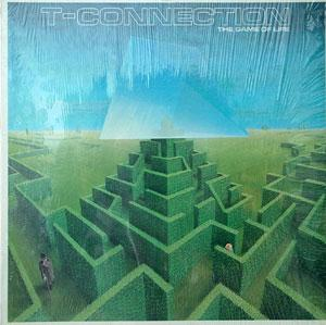 Front Cover Album T-connection - The Game Of Life