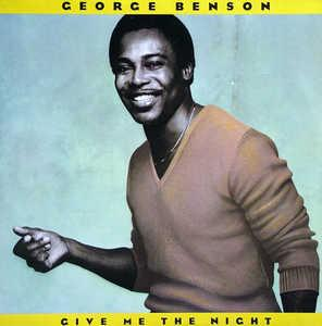 Album  Cover George Benson - Give Me The Night on WARNER BROS. Records from 1980