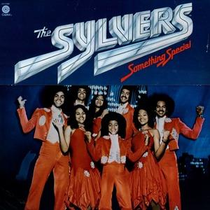 Front Cover Album Sylvers - Something Special