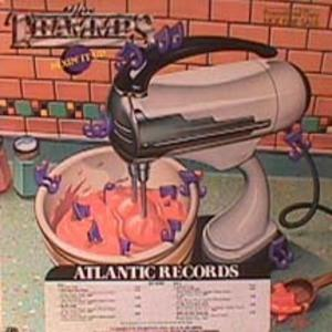 Album  Cover The Trammps - Mixin' It Up on ATLANTIC Records from 1980