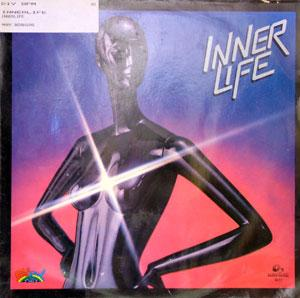 Album  Cover Inner Life - Inner Life on SALSOUL Records from 1982