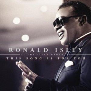 Album  Cover Ronald Isley - This Song's For You on KR URBAN Records from 2013