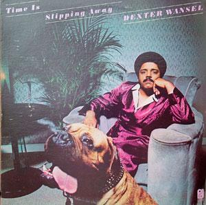 Album  Cover Dexter Wansel - Time Is Slipping Away on PHILEDELPHIA INT Records from 1979