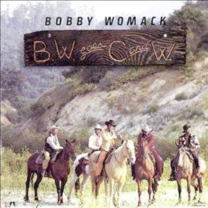 Front Cover Album Bobby Womack - BW Goes C & W