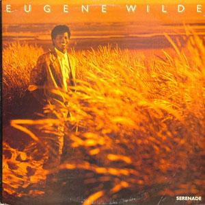 Album  Cover Eugene Wilde - Serenade on MERCURY Records from 1985