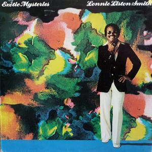 Album  Cover Lonnie Liston Smith - Exotic Mysteries on COLUMBIA Records from 1978