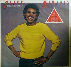 Album  Cover Cliff Dawson - Never Say I Do (if You Don't Mean It) on BOARDWALK ENTERTAINMENT CO. Records from 1983