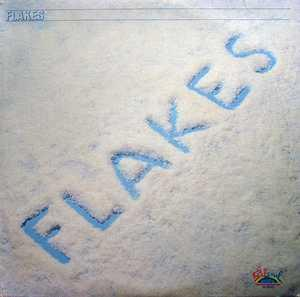 Front Cover Album Flakes - Flakes