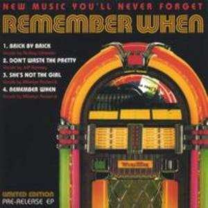 Album  Cover James Day - Remember When on JAMES DAY Records from 2005