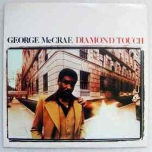 Album  Cover George Mccrae - Diamond Touch on TK Records from 1977