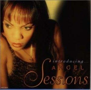 Album  Cover Angel Sessions - Introducing Angel on PITTMOBILE Records from 1998