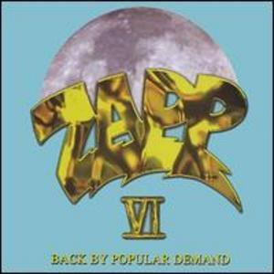 Album  Cover Zapp - Zapp Vi (back By Popular Demand) on ZAPP TOWN Records from 2003