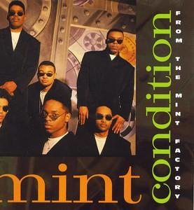 Album  Cover Mint Condition - From The Mint Factory on PERSPECTIVE Records from 1993