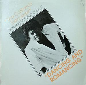Album  Cover California Executives - Dancing And Romancing on PARLIAMENT Records from 1987
