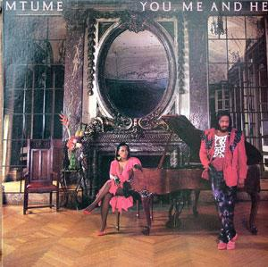 Front Cover Album Mtume - You, Me And He