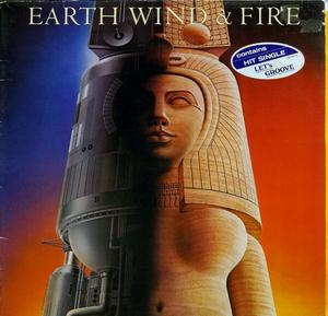 Album  Cover Wind & Fire Earth - Raise! on CBS Records from 1981