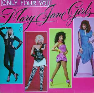 Album  Cover Mary Jane Girls - Only For You on MOTOWN Records from 1985