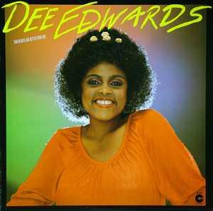 Album  Cover Dee Edwards - Two Hearts Are Better Than One on COTILLION (ATLANTIC RECORDING) Records from 1980