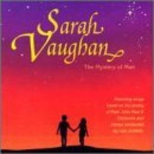 Album  Cover Sarah Vaughan - The Mystery Of Man on KOKOPELLI Records from 1984