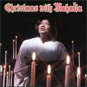 Album  Cover Mahalia Jackson - Christmas With Mahalia Jackson [cbs] on SONY Records from 1990