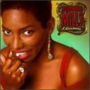 Album  Cover Stephanie Mills - Christmas on  Records from 1991