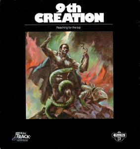 Album  Cover The 9th Creation - Reaching For The Top on PRELUDE Records from 1977
