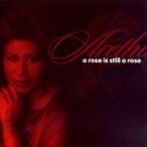 Front Cover Album Aretha Franklin - A Rose Is Still A Rose