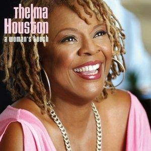 Album  Cover Thelma Houston - A Woman's Touch on SHOUT! FACTORY Records from 2007