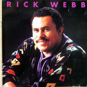 Album  Cover Rick Webb - Rick Webb on WASHINGTON HIT MAKERS Records from 1991