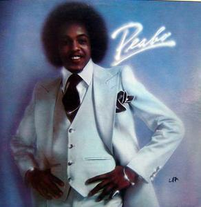 Album  Cover Peabo Bryson - Peabo on BANG / BULLET Records from 1976