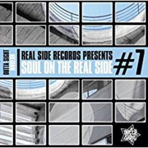 Album  Cover Various Artists - Soul On The Real Side # 7 on  Records from 2017