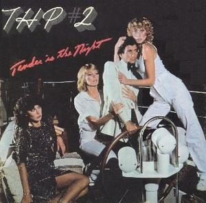 Front Cover Album Thp Orchestra - Tender Is The Night