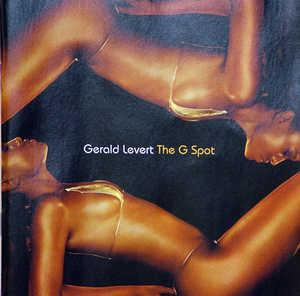 Front Cover Album Gerald Levert - The G Spot