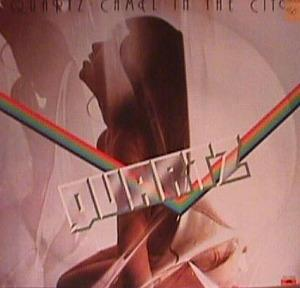 Album  Cover Quartz - Camel In The City on  Records from 1979