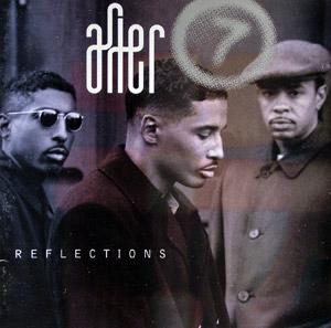 Front Cover Album After 7 - Reflections
