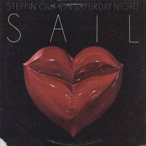 Album  Cover Sail - Steppin' Out On Saturday Night  on UNITED ARTISTS Records from 1978