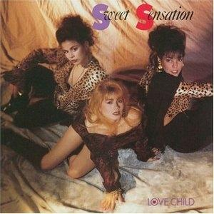 Album  Cover Sweet Sensation - Love Child on ATLANTIC Records from 1990