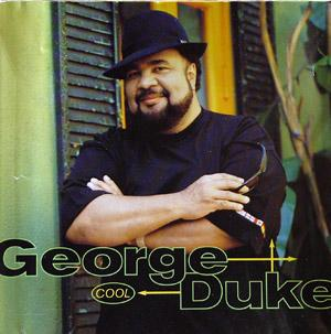 Front Cover Album George Duke - Cool