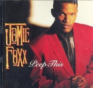Album  Cover Jamie Foxx - Peep This on FOX Records from 1994